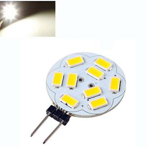 lampes a 9 LED blanc chaud 2w G4