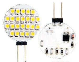lampes a 24 LED blanc chaud 1w G4