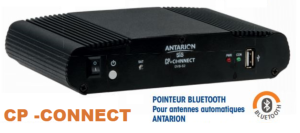 POSITIONNEUR ANTARION CP + CONNECT