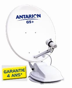 Antenne satellite automatique ANTARION G6+ TWIN 72cm + RECEPTEUR TNT