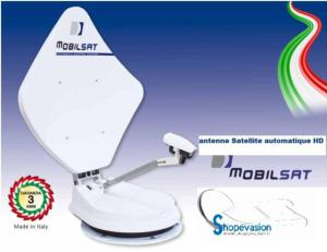 antenne automatique mobilsat smartcan NEW 2016