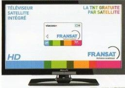 TV 20' MOBILE TV DVD + FRANSAT TNT HD